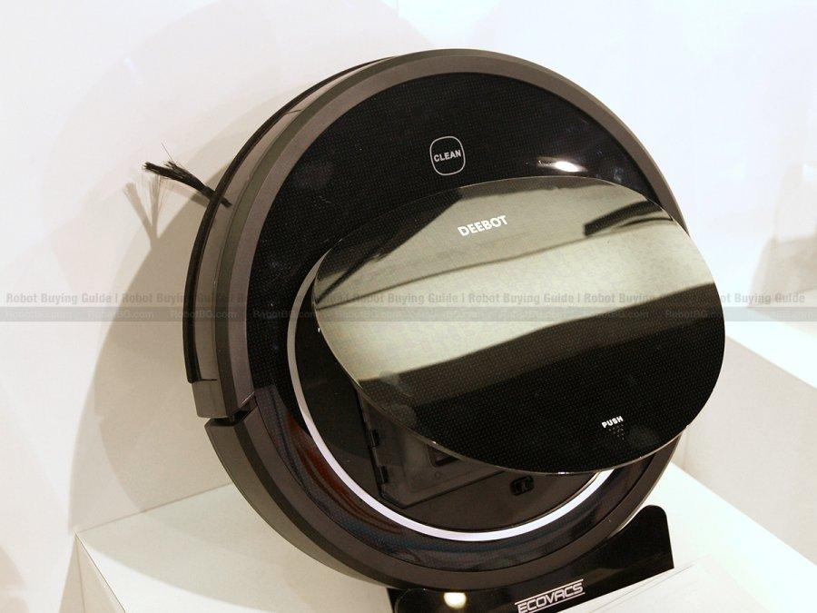 aspirateur robot 2013. Black Bedroom Furniture Sets. Home Design Ideas