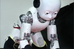 icub enfant robot