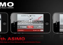 application-iphone-run-with-asimo-application