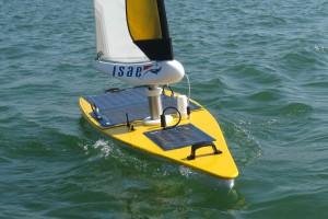 robot bateau iboat II