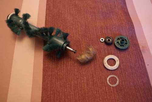 demonter aspirateur lg kompressor