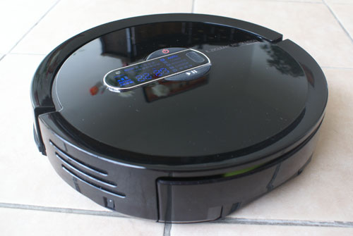 test et avis du robot aspirateur revolution blog kelrobot. Black Bedroom Furniture Sets. Home Design Ideas