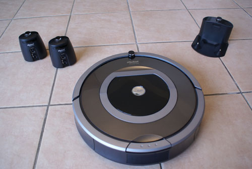 roomba 790 lighthouse base