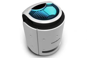 R2D2 robot purificateur air