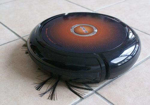 test et avis du robot aspirateur ec mini d 39 agait blog kelrobot. Black Bedroom Furniture Sets. Home Design Ideas