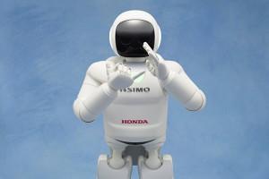 robot ASIMO humanoide