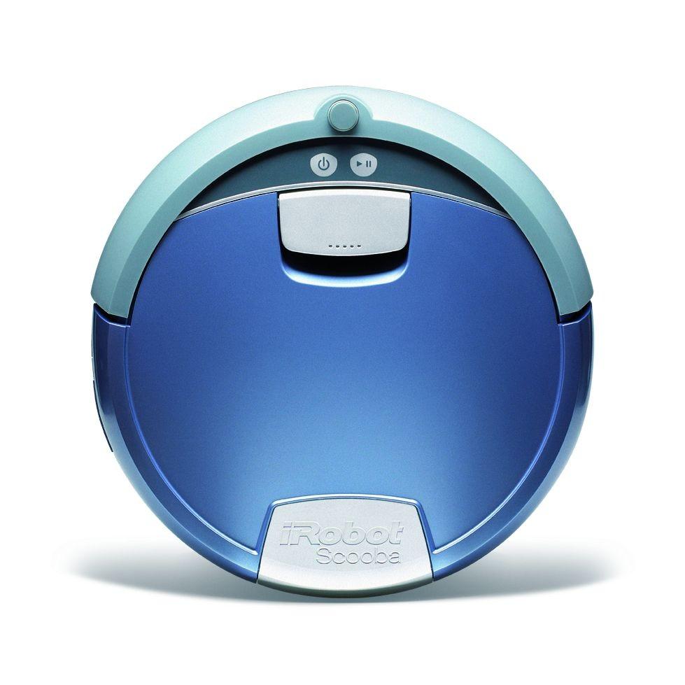 nouveau robot laveur de sol d 39 irobot le scooba 390 blog kelrobot. Black Bedroom Furniture Sets. Home Design Ideas