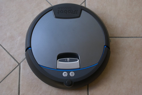 test et avis du robot laveur de sol scooba 390 d 39 irobot. Black Bedroom Furniture Sets. Home Design Ideas