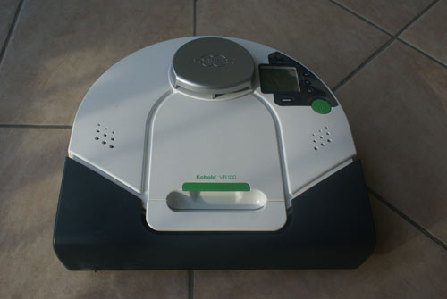 Review of the kolbold vr100 vacuum cleaner an off the mark vorwerk which - Aspirateur robot kobold ...