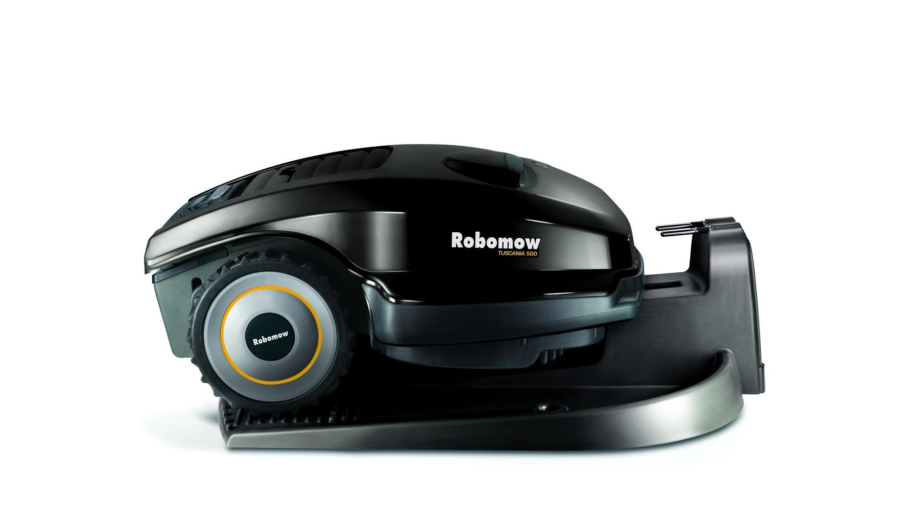test et avis du robot tondeuse robomow tuscania 500. Black Bedroom Furniture Sets. Home Design Ideas