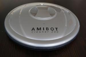 robot balai amibot cleaner 200