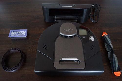 aspirateur robot neato signature pro