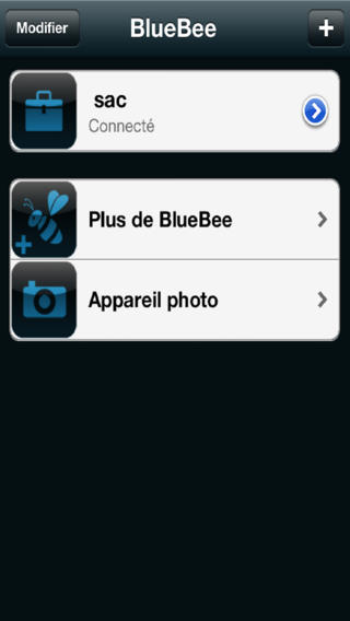 bluebee application