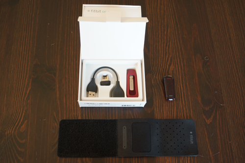 accessoires fitbit one