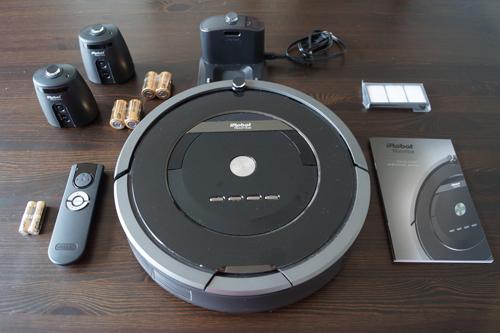 Roomba : Aspirateur robot roomba 875 irobot Test et Avis