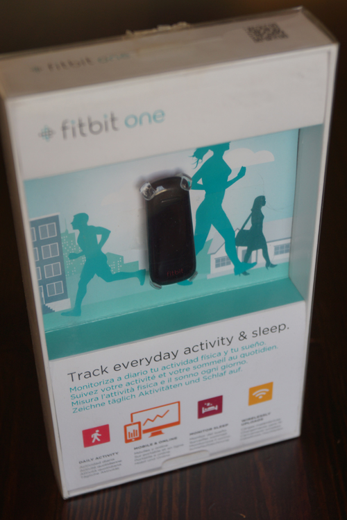 emballage fitbit one
