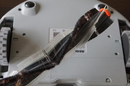 brosse poils aspirateur robot neato botvac