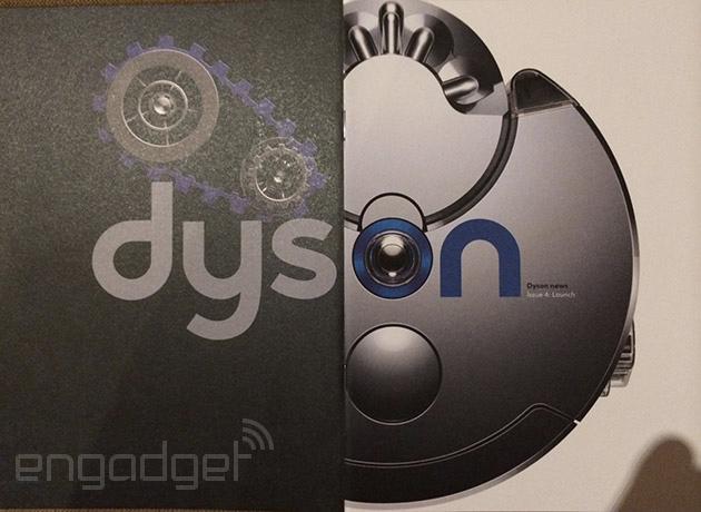 le robot aspirateur de dyson s 39 appelle le 360 eye blog kelrobot. Black Bedroom Furniture Sets. Home Design Ideas