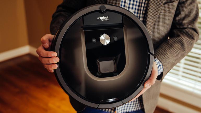 incroyable roomba devient m thodique et connect avec le roomba 980 blog kelrobot. Black Bedroom Furniture Sets. Home Design Ideas